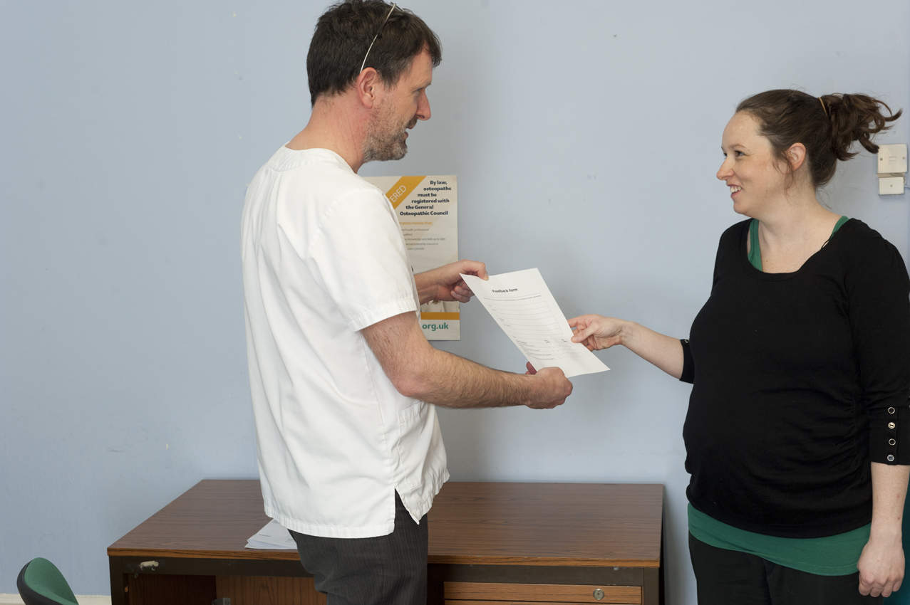 osteopath in oxford