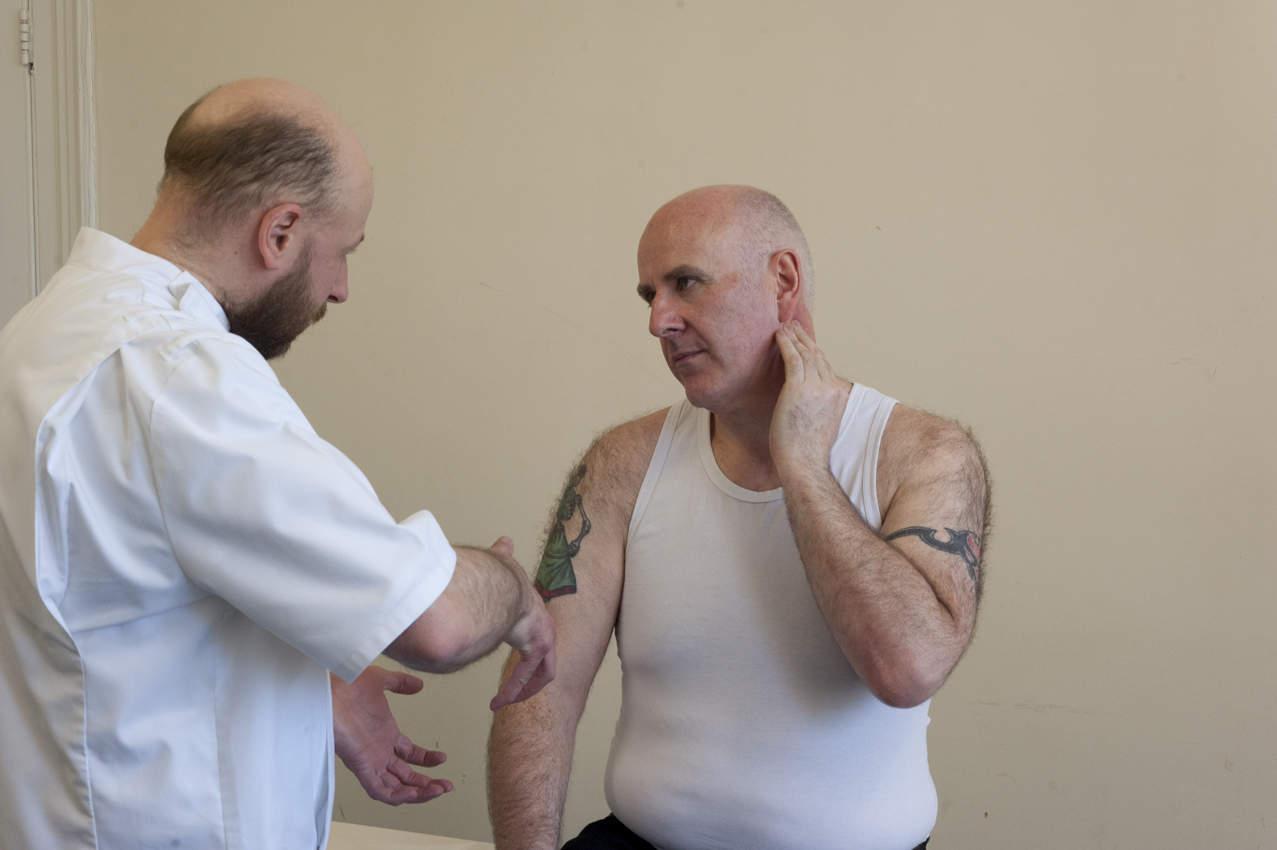 Osteopathy in Abingdon