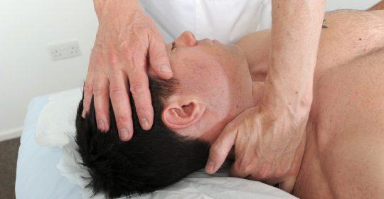 Treating Neck Pain in Abingdon