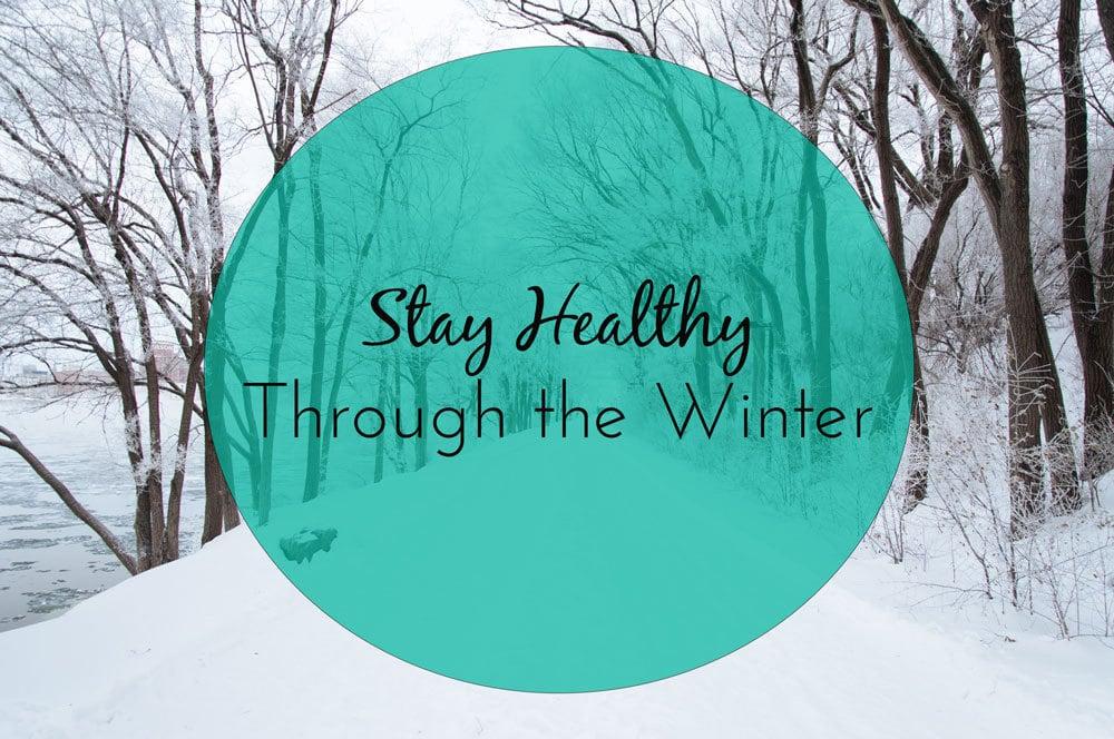 Sophie's Top Winter Health Tips